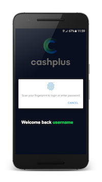Cashplus Mobile Image